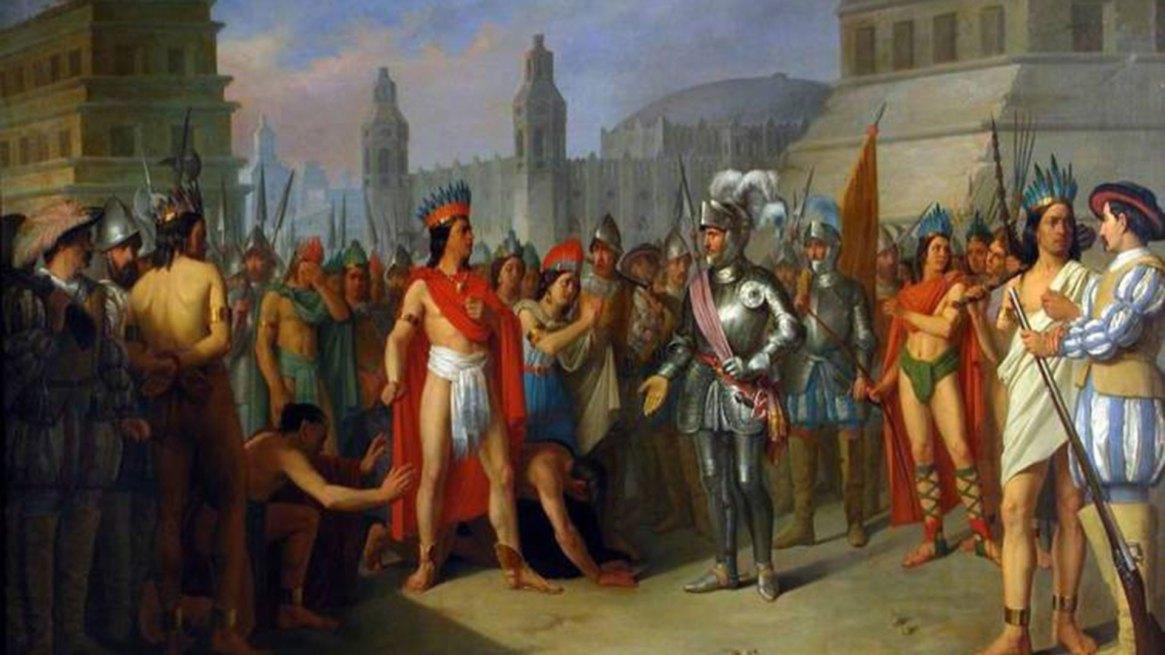 España ha tomado la insólita decisión de no conmemorar la Conquista de México por Hernán Cortés, de la que este año se cumple el 500º aniversario (Foto: Archivo)