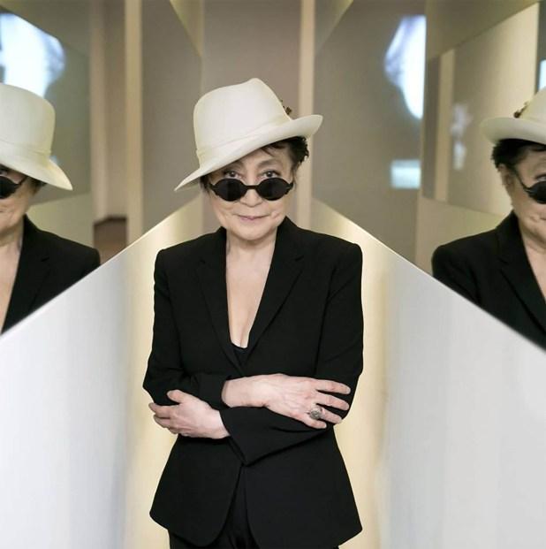 Yoko Ono nació en el seno de una familia de clase alta de Japón