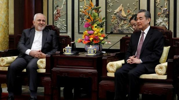 La relación comercial y diplomática entre Irán y China es cada vez más importante (Reuters)