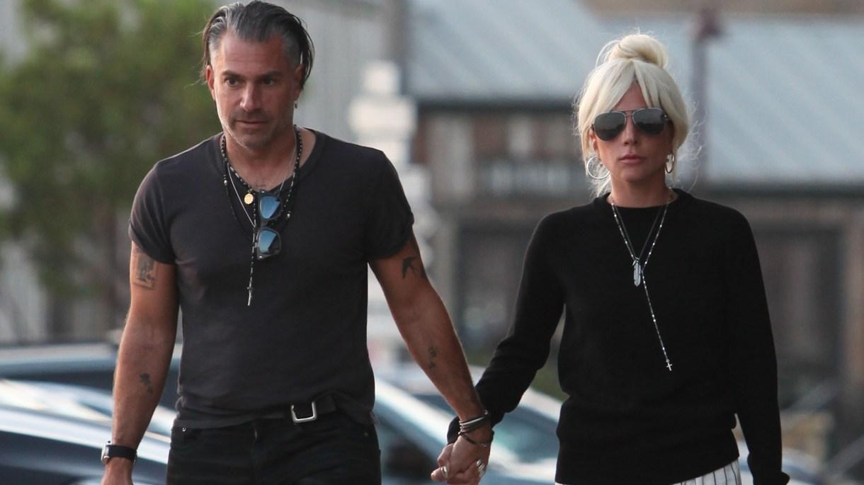 Christian Carino y Lady Gaga concelaron sus planes de casamiento (The Grosby Group)
