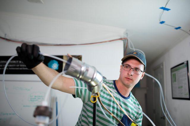 Los investigadores quedaron sorprendidos por la enorme cantidad de contaminantes que hay en un hogar y pueden afectar la salud de las personas. (Callie Richmond/HOMEChem)