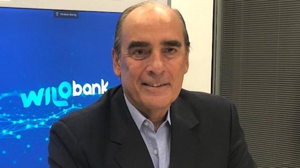 Guillermo Francos, presidente de Wilobank.