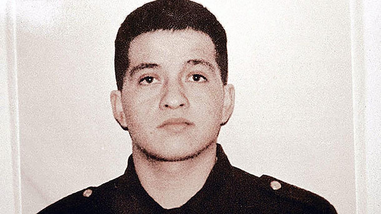 El soldado Omar Carrasco
