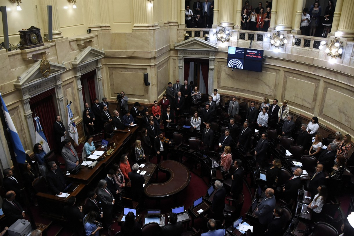 El Congreso se encamina a debatir un nuevo sistema de financiamiento político (Nicolás Stulberg)
