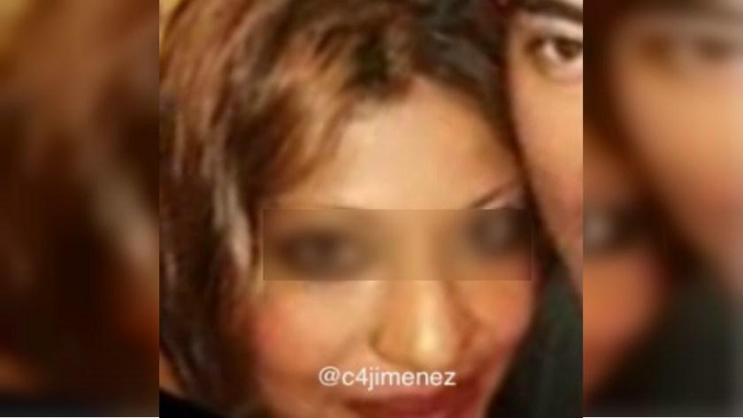 Otro caso aberrante: una mujer y su pareja en México (Foto: Twitter @c4jimenez)