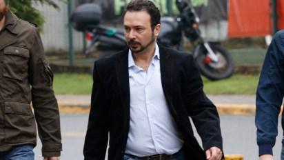 Sandro Abraldes, fiscal de la causa (NA – HUGO VILLALOBOS)