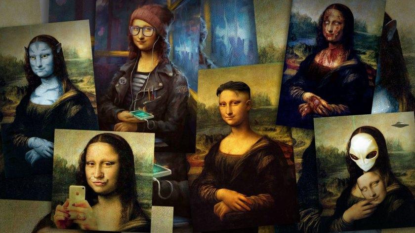 """""""La Mona Lisa"""", la gran influencer de todos los tiempos"""