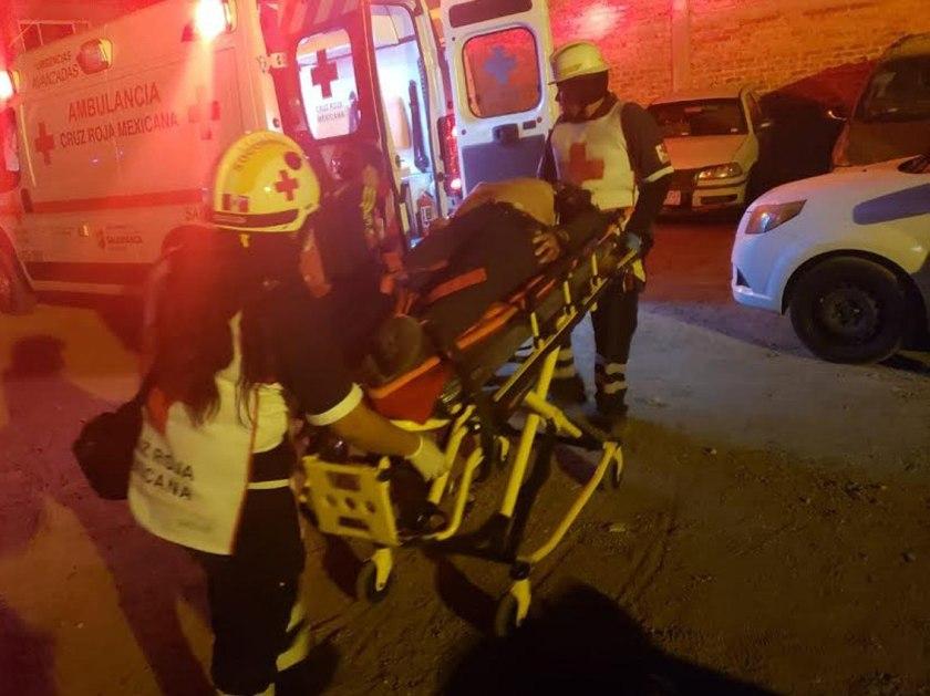 En abril, la Cruz Roja suspendió sus actividades durante 24 horas en Salamanca debido ala inseguridad (Foto: Cuartoscuro)