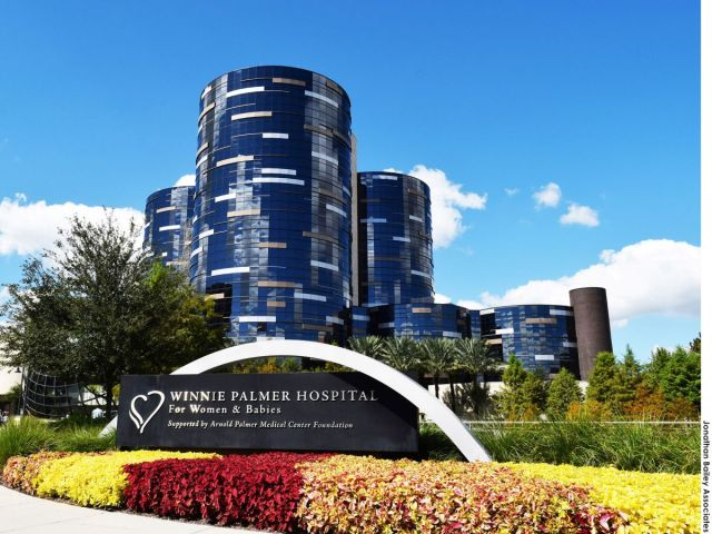 Winnie Palmer Hospital en Florida (Foto: Especial)