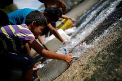 Más de 5.000 niños de padres venezolanos y nacidos en Colombia se encuentran en condición de apátridas.REUTERS/Carlos Garcia Rawlins.