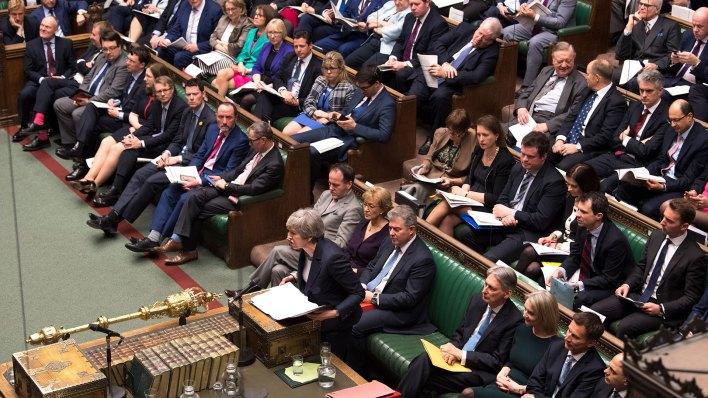 Muchos legisladores se oponen al acuerdo (AFP)