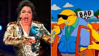 Michael Jackson prestó su voz para un capítulo clásico de Los Simpson (Foto: Archivo, Fox)