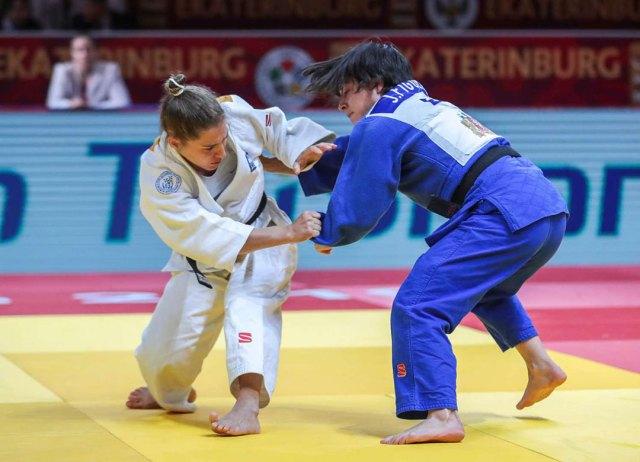 Paula Pareto ganó la medalla de oro en el Grand Slam de Ekaterimburgo