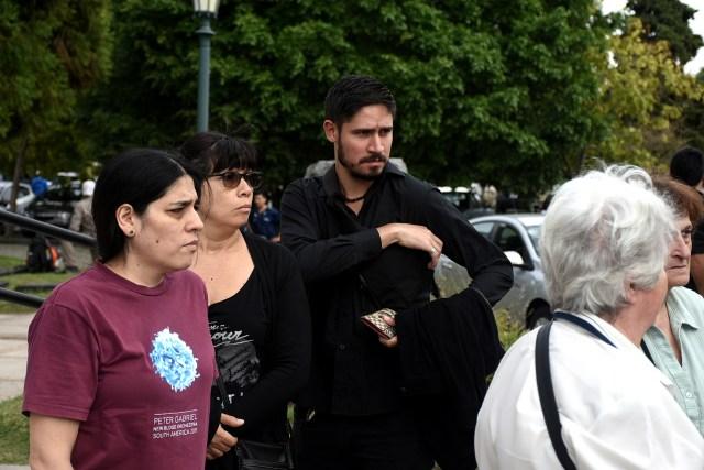 El hijo de Mercedes Sosa fue despedido en Chacarita