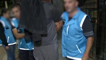 Así fue la detención de uno de los supuestos agresores al Gran Rabino de la AMIA