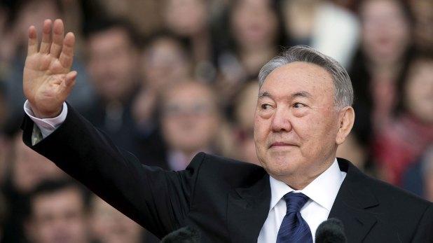 Nursultán Nazarbáyev, ex presidente de Kazajistán (Reuters)