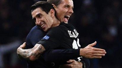 Thomas Tuchel influyó en la decisión de Ángel Di María de continuar en PSG