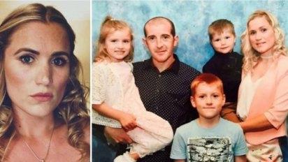 Ruth Maguire tenía tres hijos