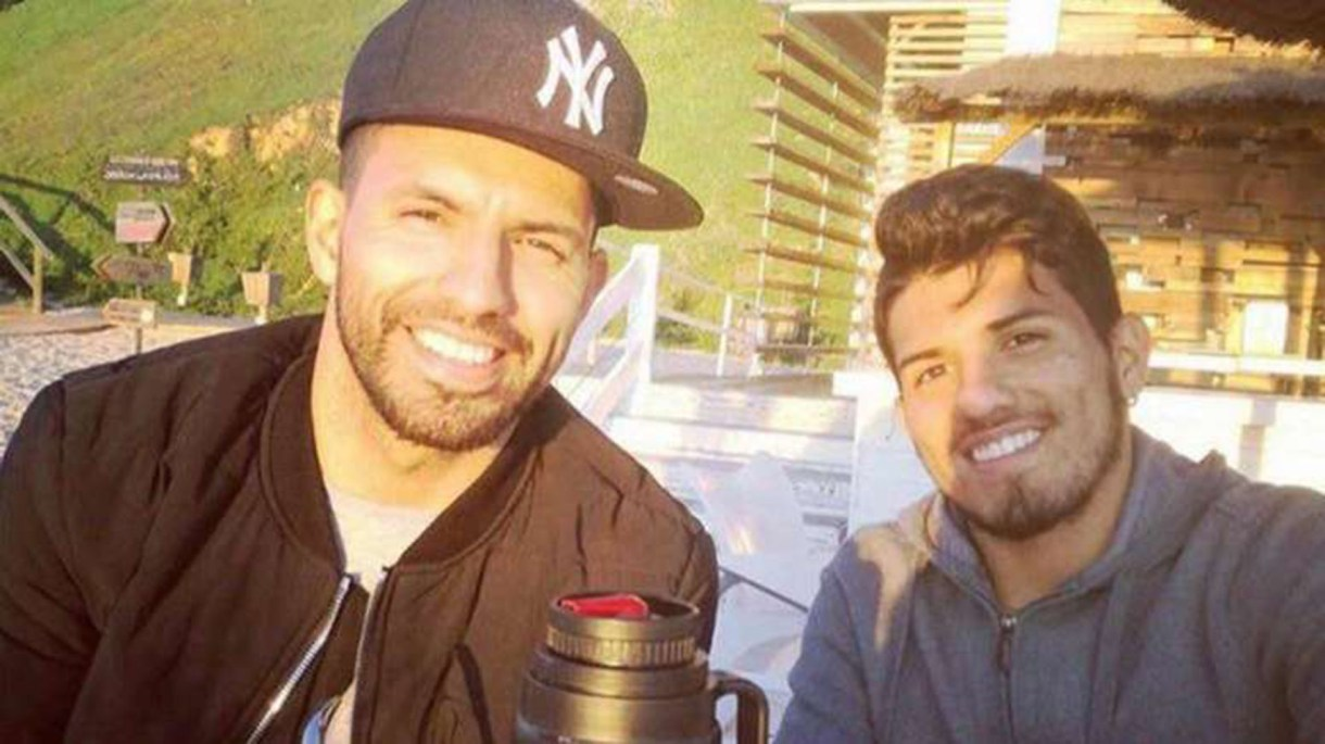 El Kun Agüero y su hermano acusado de abuso sexual