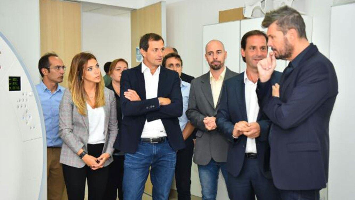 Florencia Casamiquela, Eduardo Bali Bucca, Sujarchuk y Tinelli