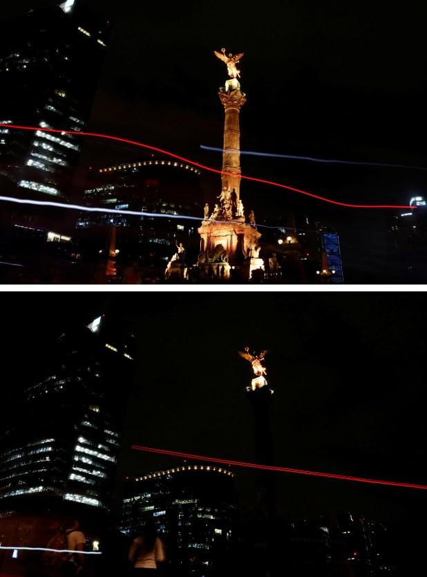 El Ángel de la Independencia en Ciudad de México