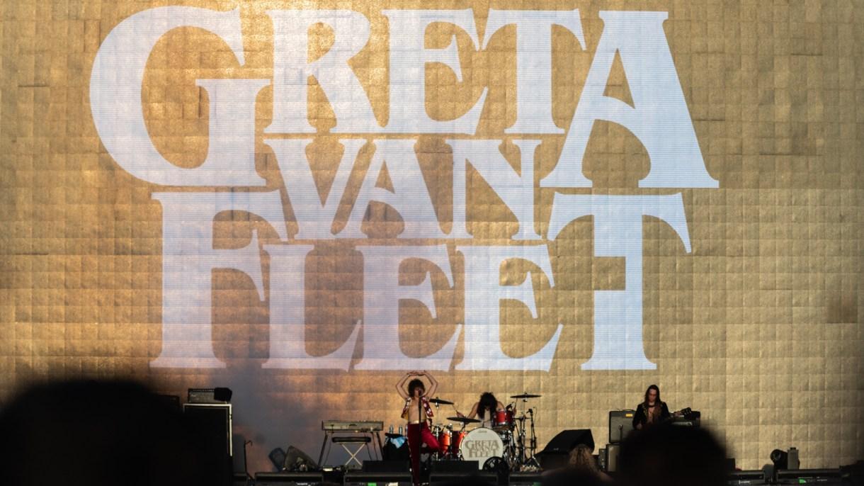 Greta Van Fleet (Adrián Escandar)