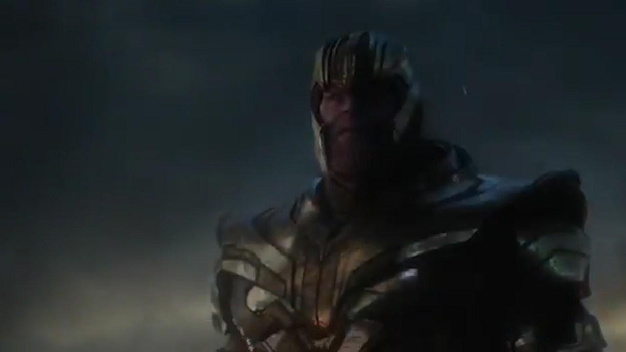 """Tahnos es un titán y súpervillano que en """"Avengers: Infinity War"""" aniquiló a más de la mitad de la población mundial (Foto: Captura Youtube)"""