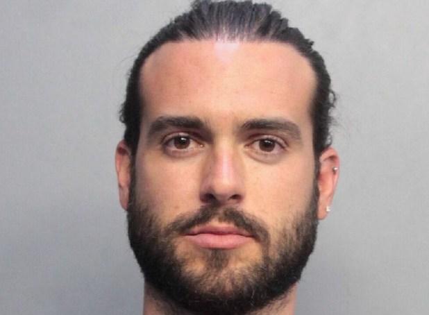 Pablo Lyle fue detenido en Miami. Foto: Especial