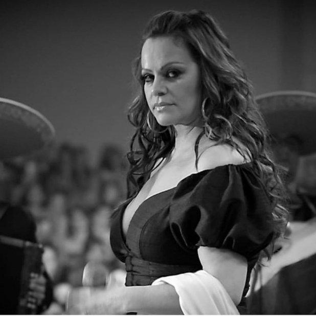 Jenni Rivera fue arrestada en 2008 (Instagram)