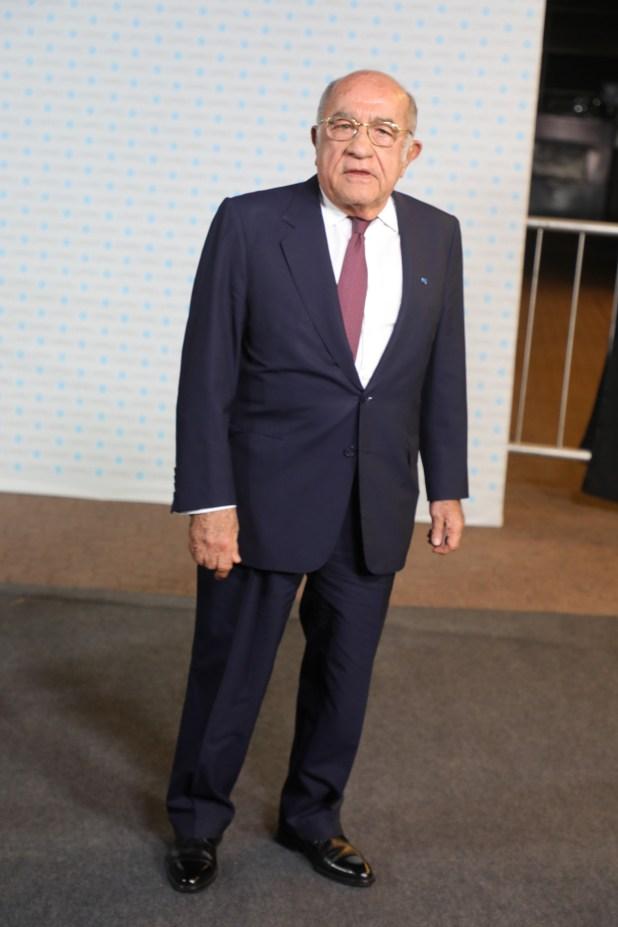 El ex gobernador de Corrientes, José Antonio Romero Feris
