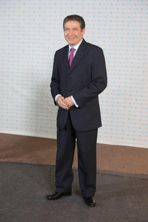 El embajador de Francia en la Argentina, Pierre-Henri Guignard
