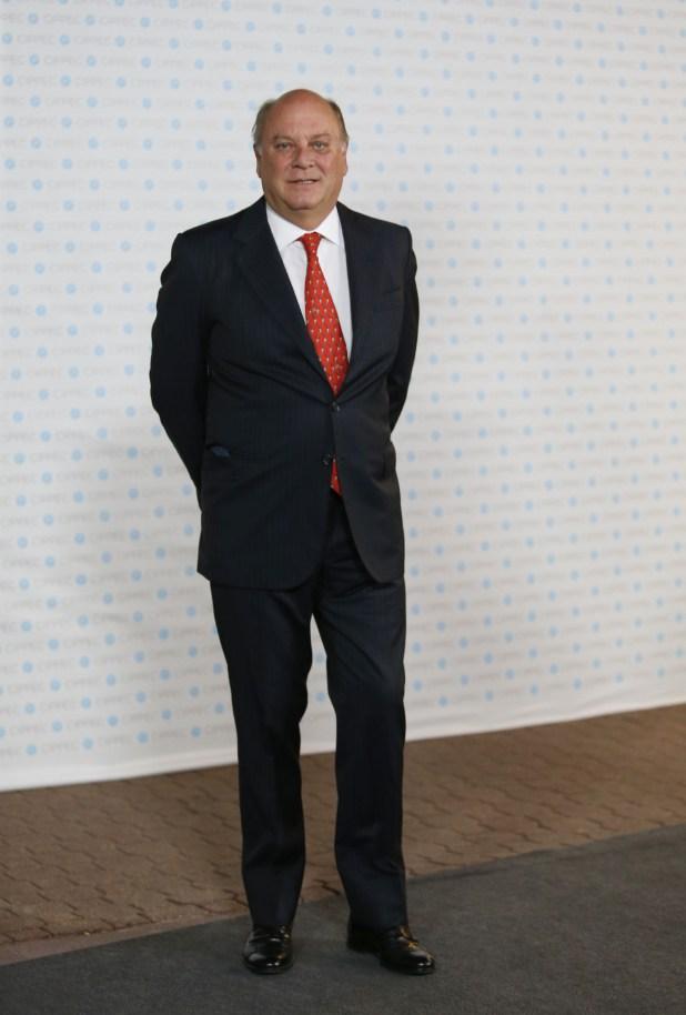 El empresario Martín Cabrales