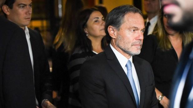 El ministro de Justicia de la provincia de Buenos Aires, Gustavo Ferrari