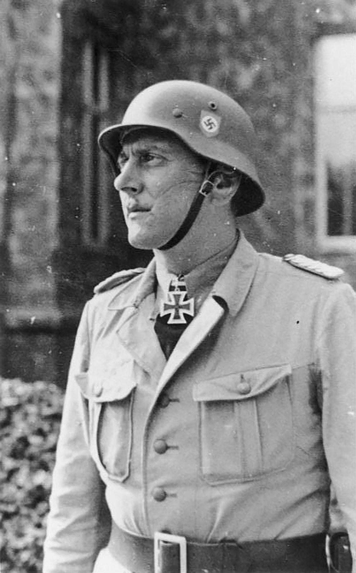 Hitler le confiaba a Skorzeny misiones especiales de alto riesgo