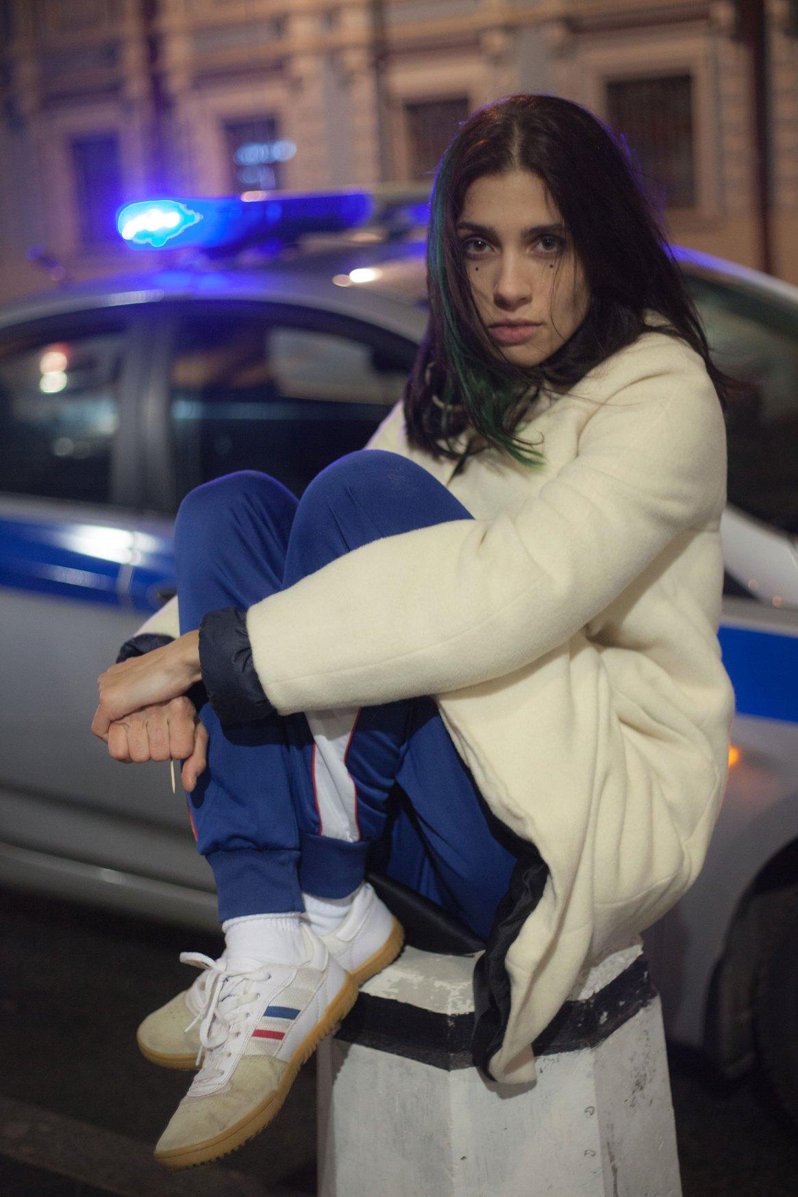 Nadya Tolokonnikova está haciendo una gira por América Latina