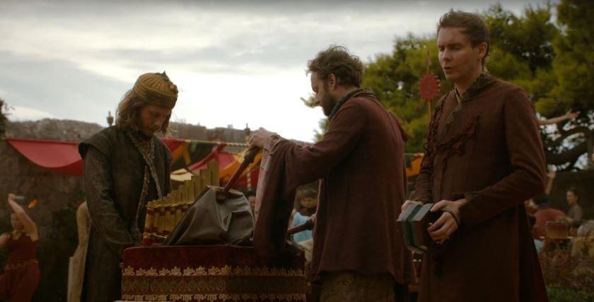 La banda islandesa eran los músicos para alegrar la boda del rey en GoT (Foto: Especial)