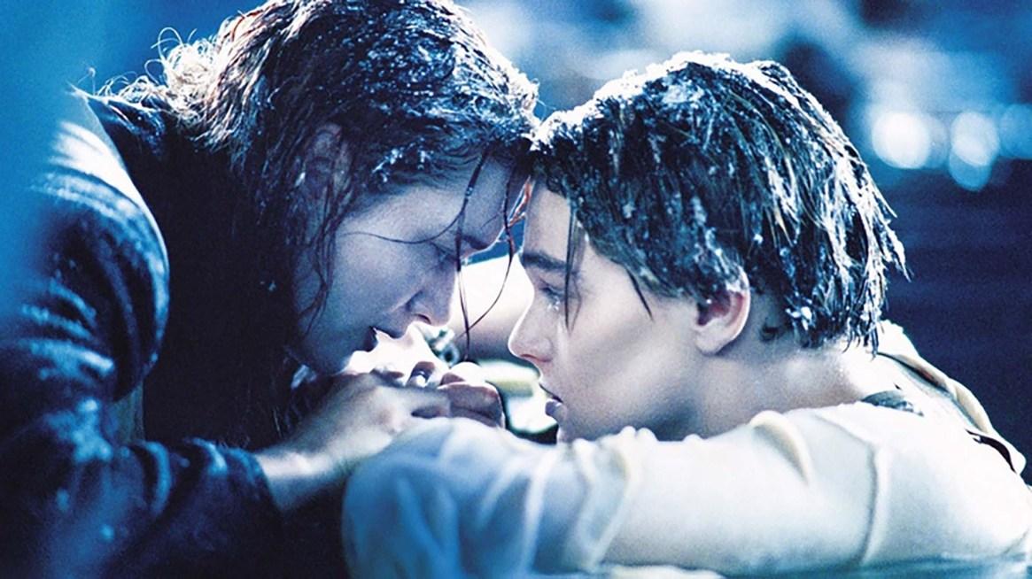 El beso trágico del Titanic