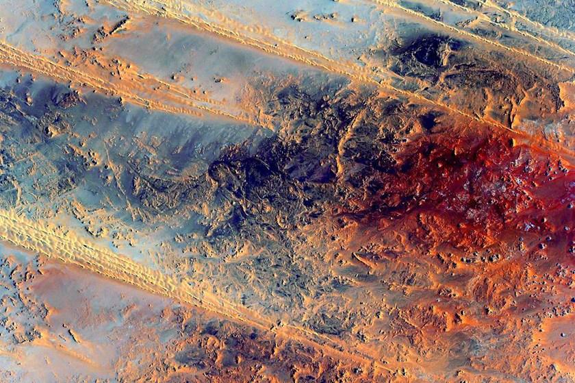 Egipto (Scott Kelly/NASA via The New York Times)