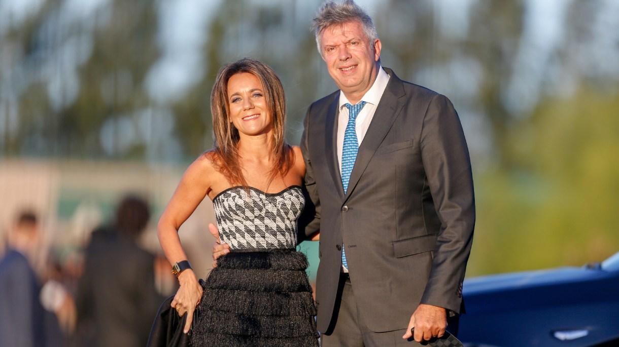 Mariana Gallego y Mauricio D'Alessandro