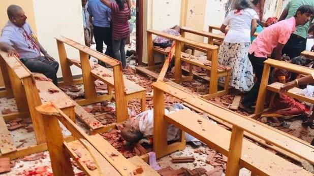 Hay 1,2 millones de católicos en Sir Lanka, una país mayormente budista (Twitter)