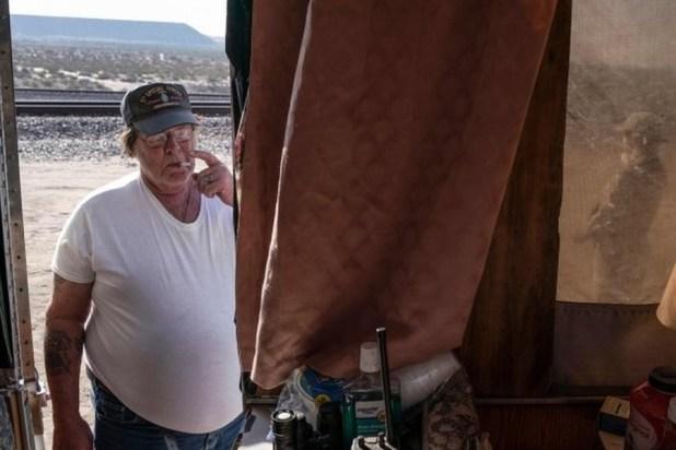 Hopkins también usa el alias de Johnny Horton Jr. (Foto: AFP)