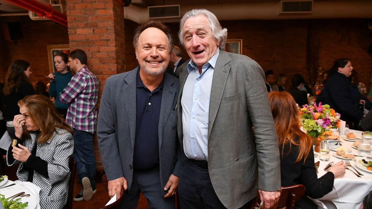 Billy Crystal y Robert De Niro