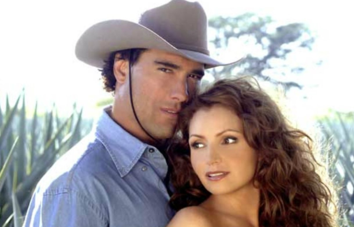 """Yáñez y Rivera fueron protagonistas de """"Destilando amor"""""""