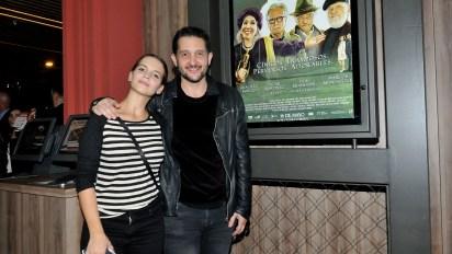 Sabrina Garciarena y Germnán Paoloski