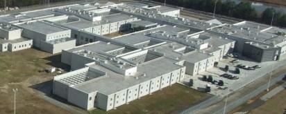 El centro de detenciones de Gwinnett, donde Wysolovski cumplió su condena (Foto: Condado de Gwinnett)