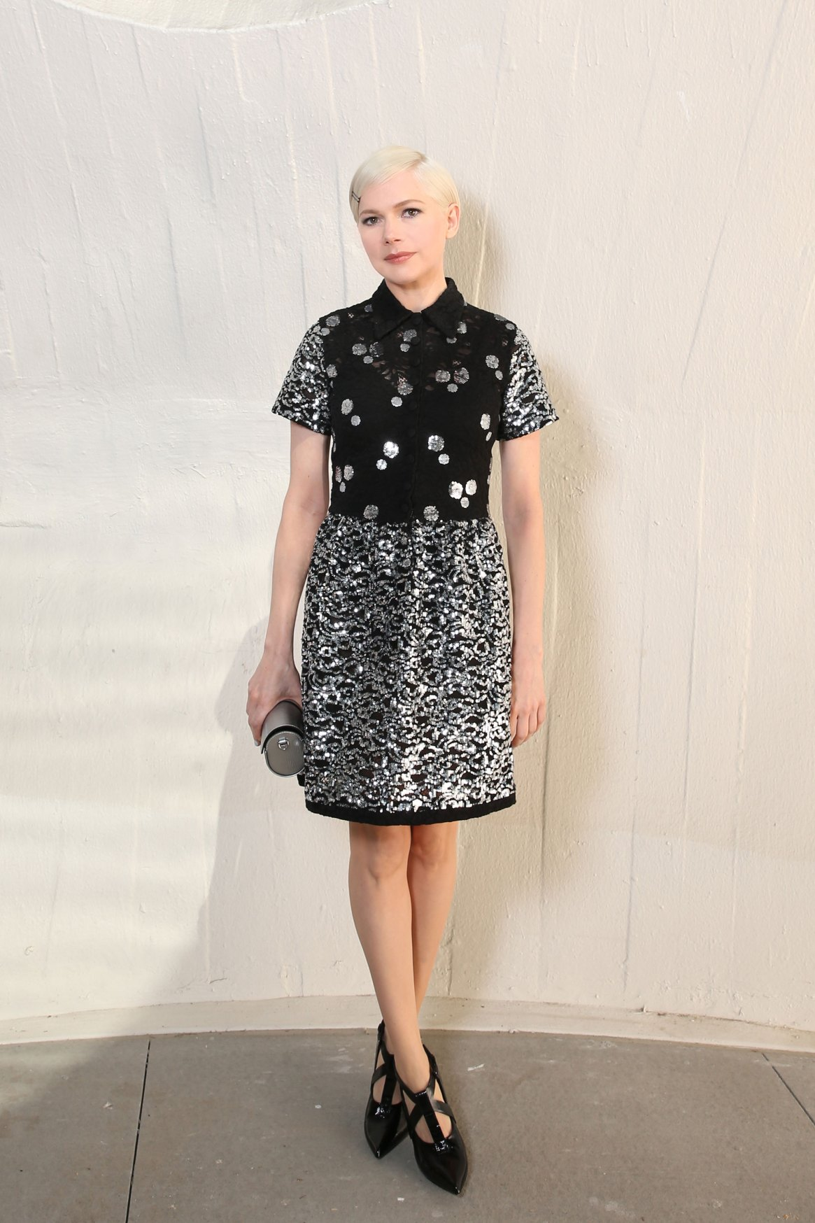 Michelle Williams muy sweet.