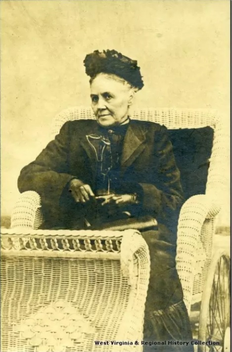 Anna Reeves Jarvis (West Virginia and Regional History Collection)