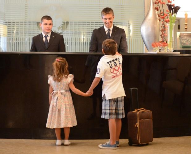 Rocco Forte inspira a todos sus hoteles en la atención personalizada para los niños. De Russie en Roma espera con tantas aventuras que deslumbra a los más chicos