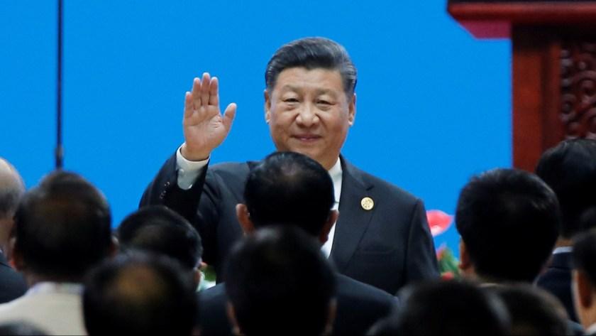 Xi Jinping dio el discurso de apertura de la Conferencia sobre el Diálogo de las Civilizaciones Asiáticas (REUTERS/Thomas Peter)