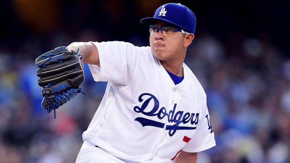 Urías tiene prohibido jugar, entrenar y tener cualquier tipo de contacto con algún integrante de los Dogers (Foto: MLB México)